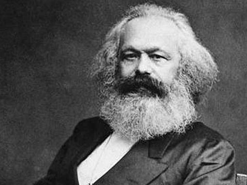 Спиральная динамика. Зелёный Карл Маркс